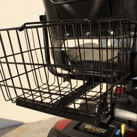 Pride Rear Basket Center Support ACCBSKT1010 - Pride Accessories Rear Baskets | TopMobility.com