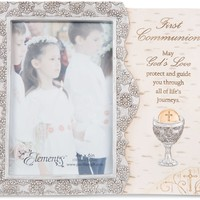 First Communion Picture Photo Frame