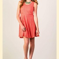 Sherbet Scoop Dress
