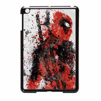 Deadpool Painting iPad Mini Case