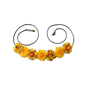 Operations Trekker Flower Crown