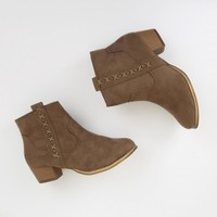 Altar'd State All Stitched Up Booties | Altar'd State
