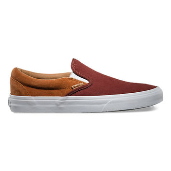 HBT Premium Suede Classic Slip-On CA | Shop California Shoes at Vans