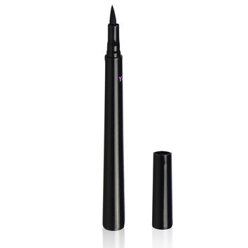 1 Pcs Waterproof Black Liquid Eyeliner Makeup Beauty Comestics Eye Liner Pen Make Up Eyeliners