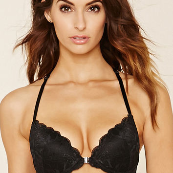 Lace Push-Up Bra