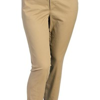 Old Navy Womens Plus The Pixie Chinos