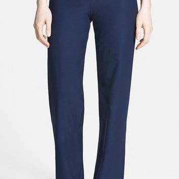Women's Eileen Fisher Stretch Crepe Pants (Online Only)