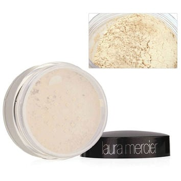 New 1 PCS Laura Mercier Loose Setting Powder Waterproof Long-lasting Moisturizing Face Loose Powder Maquiagem Translucent Makeup