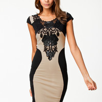 SHIPPING FREE....Bandage Dress Women Elegant Embroidery Bodycon Dresses Fashion Patchwork Casual