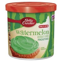 Betty Crocker Watermelon Frosting 16 oz