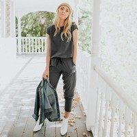 Granite Jumpsuit