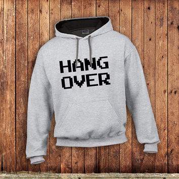 Hangover Hoody, Video game Geek, Nerd, Hoodies