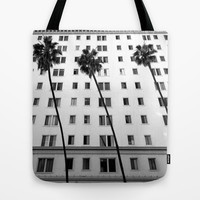 City Paradise Tote Bag by RichCaspian | Society6