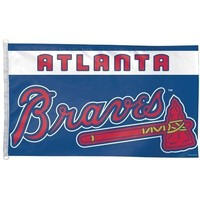 ATLANTA BRAVES Flag 3' X 5'