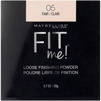 Maybelline Fit Me Loose Finishing Powder - Walmart.com