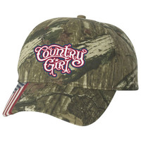Women's Country Girl® RWB Hat