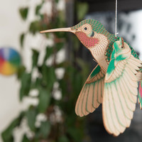 Hummingbird DIY Model