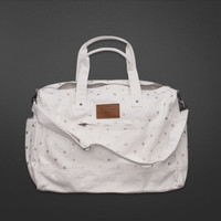 The A&F Weekender Bag