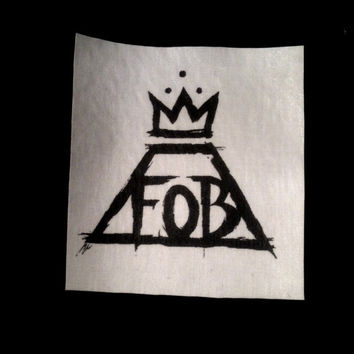 Fall Out Boy Young Blood Patch