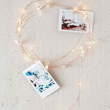 Firefly clips string lights from urban outfitters quick for Firefly lights urban