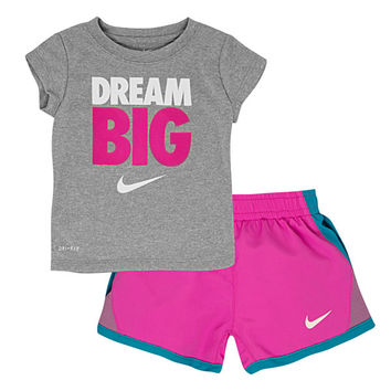 Nike 2-pc. Short Set Toddler Girls - JCPenney