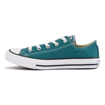 LMFI7E Converse for Kids: Chuck Taylor All Star Ox Rebel Teal Sneaker