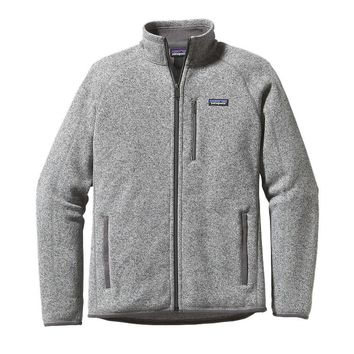 Patagonia Men's Better Sweater® Fleece Jacket | Stonewash