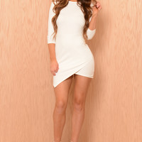 Daphne Dress - Ivory