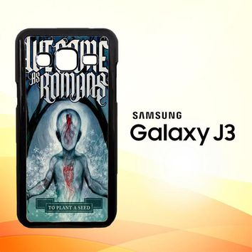 We Came As Romans cover Z1387 Samsung Galaxy J3 Edition 2016 SM-J310 Case