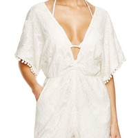 6 Shore Road La Paz Romper Swim Cover Up | Bloomingdales's