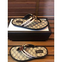 GUCCI Men or Woman Fashion Casual Shoes Flats Shoes