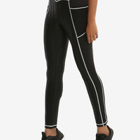The Nightmare Before Christmas Jack Skellington Girls Active Pants