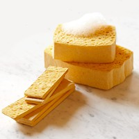 Pop-Up Sponges, Yellow