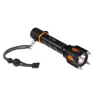 2000LM CREE XM-L T6 LED Flashlight Torch Light Lamp 5-Mode Aluminum Alloy 1*18650 battery For camping hunting fishing Lantern Free Shipping