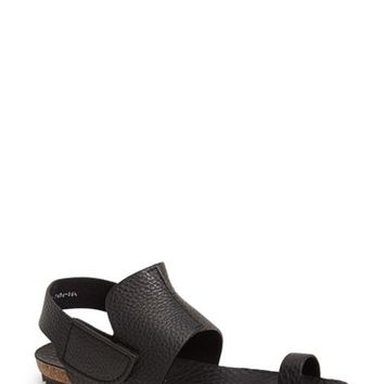 Women's Pedro Garcia 'Vicky' Grained Leather Sandal (Nordstrom Exclusive)