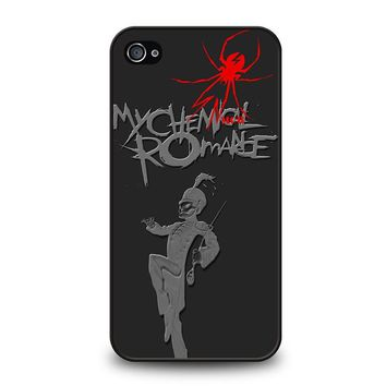 MY CHEMICAL ROMANCE BLACK PARADE 2 iPhone 4 / 4S Case Cover