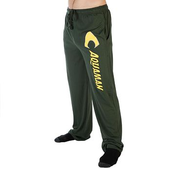 MPSP DC Comics Justice League Aquaman Sleep Pants
