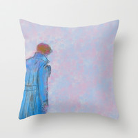 The Game is On Throw Pillow by Anthony Londer | Society6