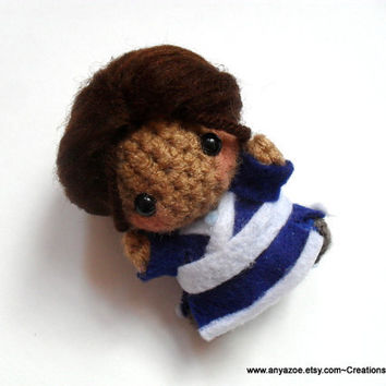 Katara Amigurumi by AnyaZoe on Etsy