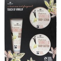 Boots Extracts Vanilla Selection Box Containing Fairtrade ingredients - Boots