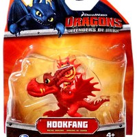 Hookfang Mini Figure 3 Inch How to Train Your Dragon Defenders of Berk