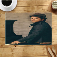 Bruno Mars Placemats