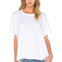 The Great Big Tee in True White