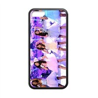 iCase Fifth Harmony iPhone 5C Case TPU Hard Back Protective Cover-Laser Technology