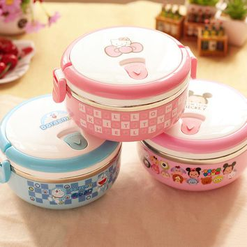 Hello Kitty Stainless Thermo Lunch Boxes