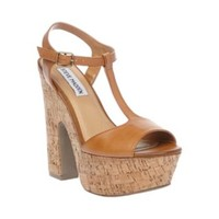 Steve Madden - GLORIA COGNAC LEATHER
