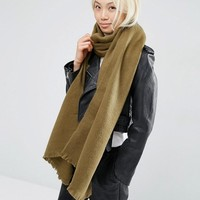 ASOS | ASOS Supersoft Long Woven Scarf at ASOS
