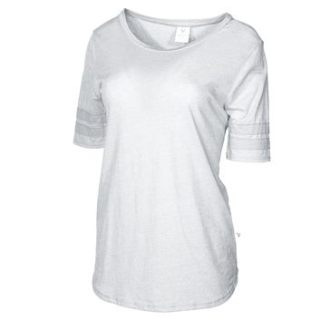 Fay Women's Triblend Stylish T-Shirt Football T-Shirt