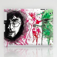 """The Past Stays with You: Harry Potter"" iPad Case by Trinity Bennett 