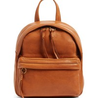 Madewell Mini Lorimer Leather Backpack | Nordstrom